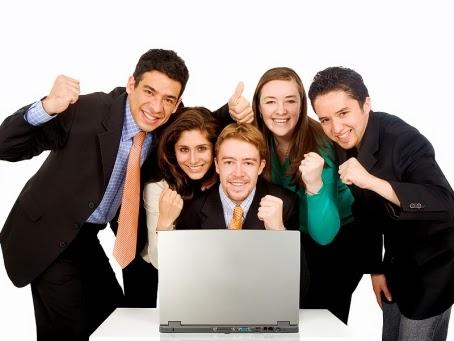 empat cara meraih sukses bisnis online