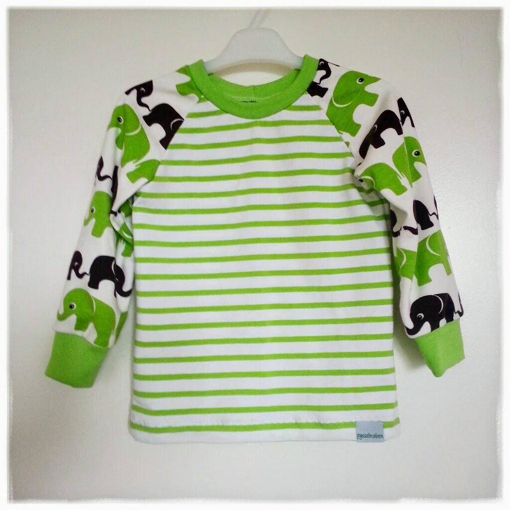 jersey tröja elefanter