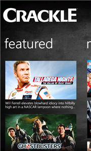 Watch Your Favorite Movies and TV Shows From Crackle of Nokia Lumia For Free