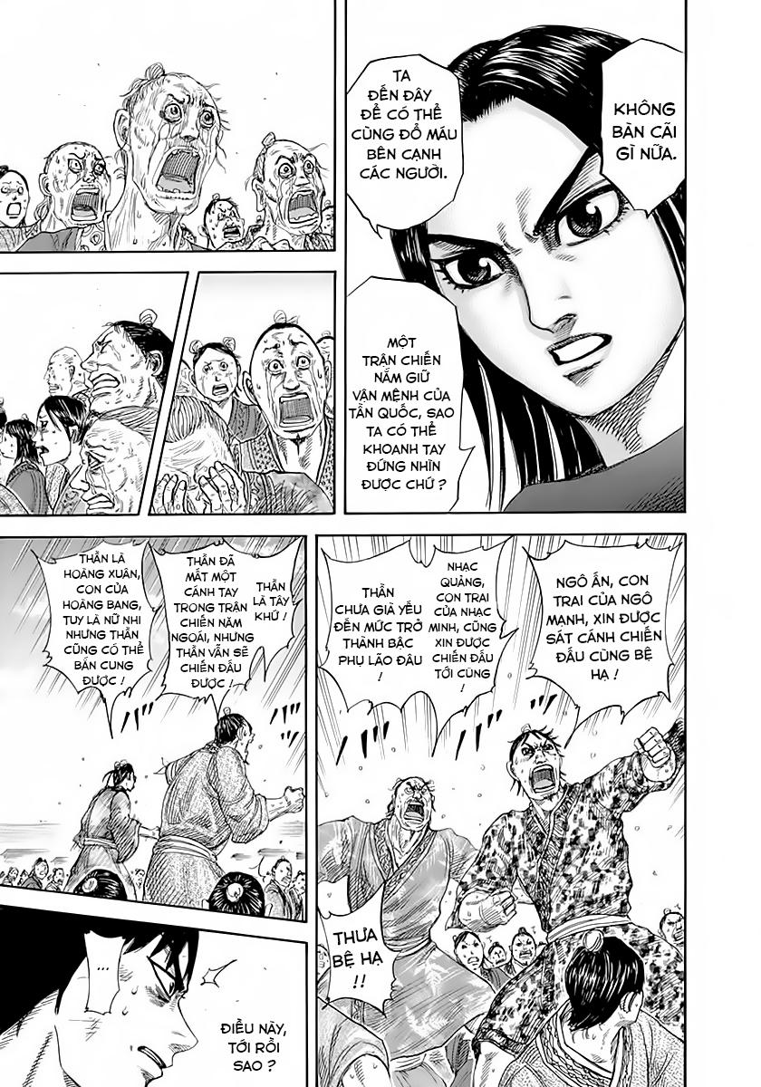 Kingdom - Vương Giả Thiên Hạ Chapter 330 page 16 - IZTruyenTranh.com