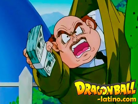 Dragon Ball Z capitulo 142