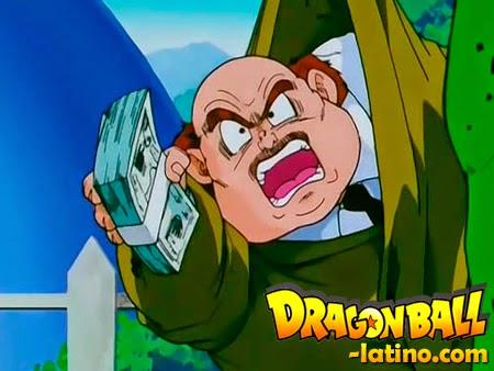 Dragon Ball Z capitulo 142