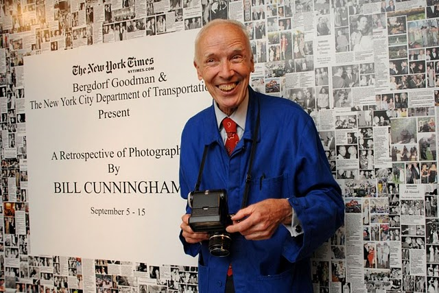 video fashion bill cunningham duality