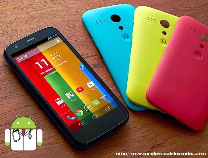 how to hard reset Motorola models