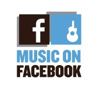 Music on Facebook image from Bobby Owsinski's Music 3.0 blog