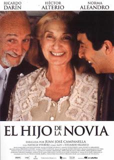 (Cine Argentino) El Hijo de la Novia – DVDRip