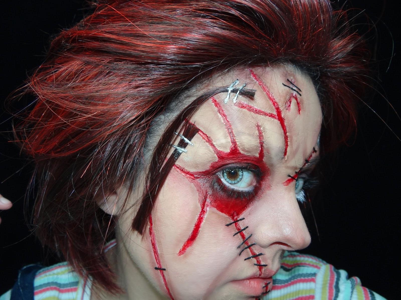 Jack Boneco Assassino Delightful renata monteiro - maquiagens artísticas e sociais: maquiagem do