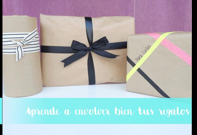 aprende a envolver bien tus regalos
