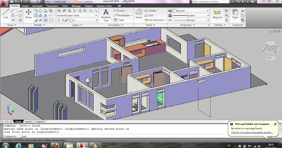 bantu gambar desain rumah 3 dimensi