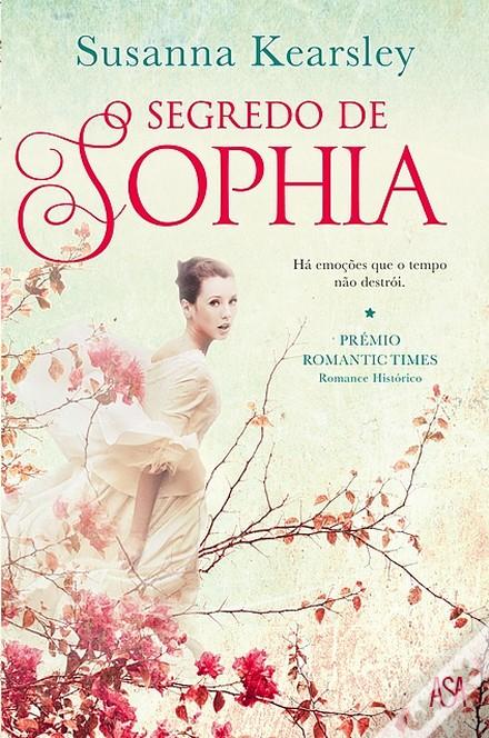 «O Segredo de Sophia» de Susanna Kearsley