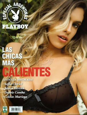 01 Download – Revista Playboy : Especial Argentinas – Junho 2014