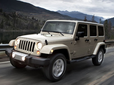 2011 Jeep Wrangler Wallpaper