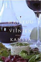 Kirjailijan verkkokaupasta Maistuu viinien kanssa - Chilen viinit