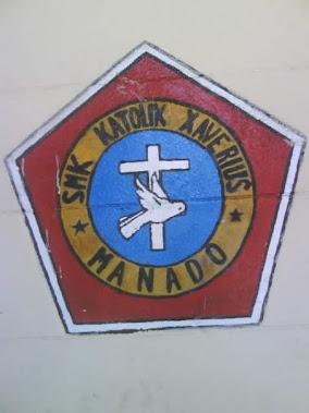 LOGO SMK KATOLIK ST.FRANSISKUS XAVERIUS