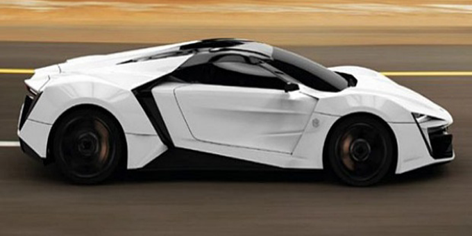 Most expensive sport cars 2013