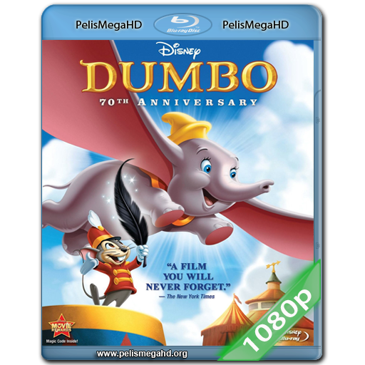 DUMBO (1941) FULL 1080P HD MKV ESPAÑOL LATINO