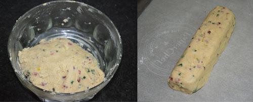 tutti frutti cookies-tutti frutti biscuits