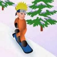 لعبة تزلج ناروتو Ski Game Naruto