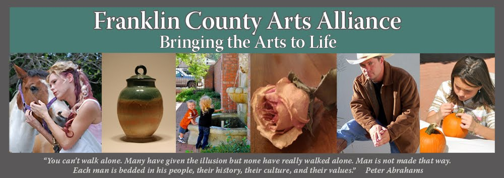 Franklin County Texas Arts Alliance