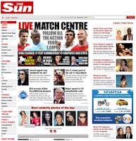 Газеты он-лайн на английском языке