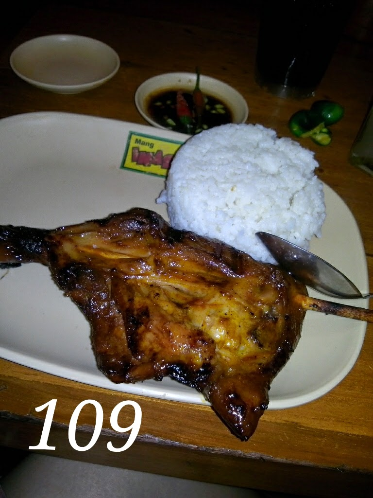 mang inasal chicken
