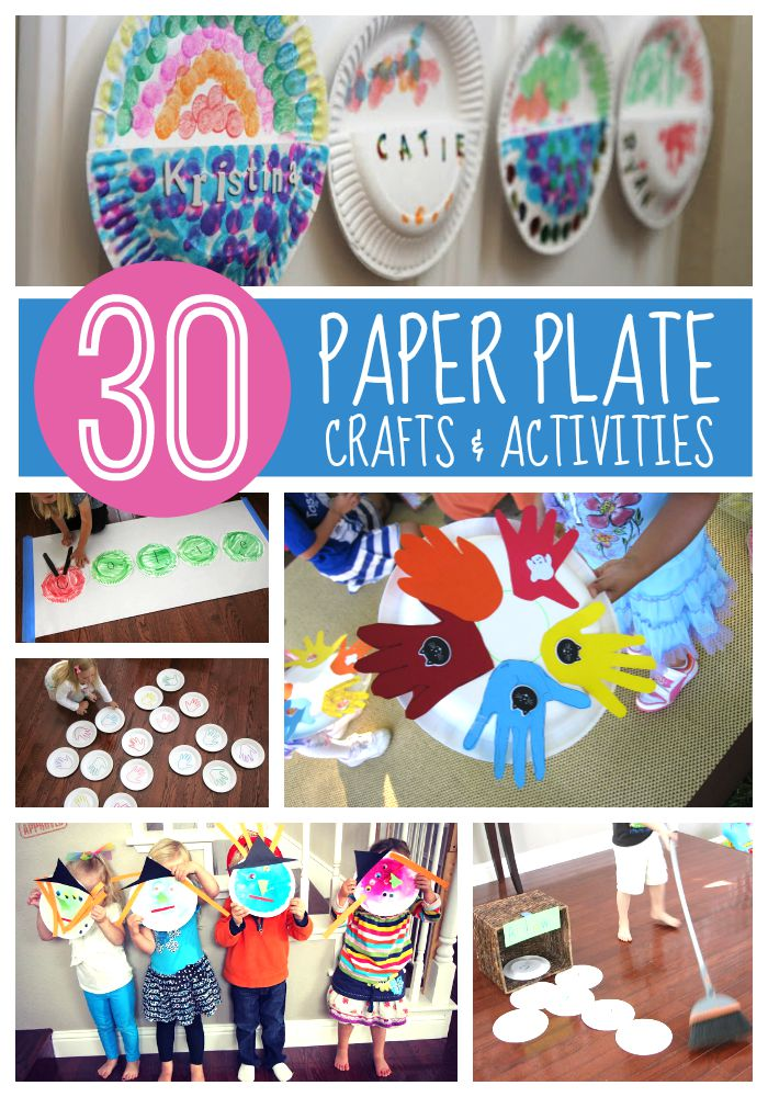 Do you love crafting and playing with paper plates like I do? What is your absolute favorite paper plate craft or activity? Come share it in the comments of ...  sc 1 st  Toddler Approved! & Toddler Approved!: 30+ Paper Plate Crafts u0026 Activities for Kids
