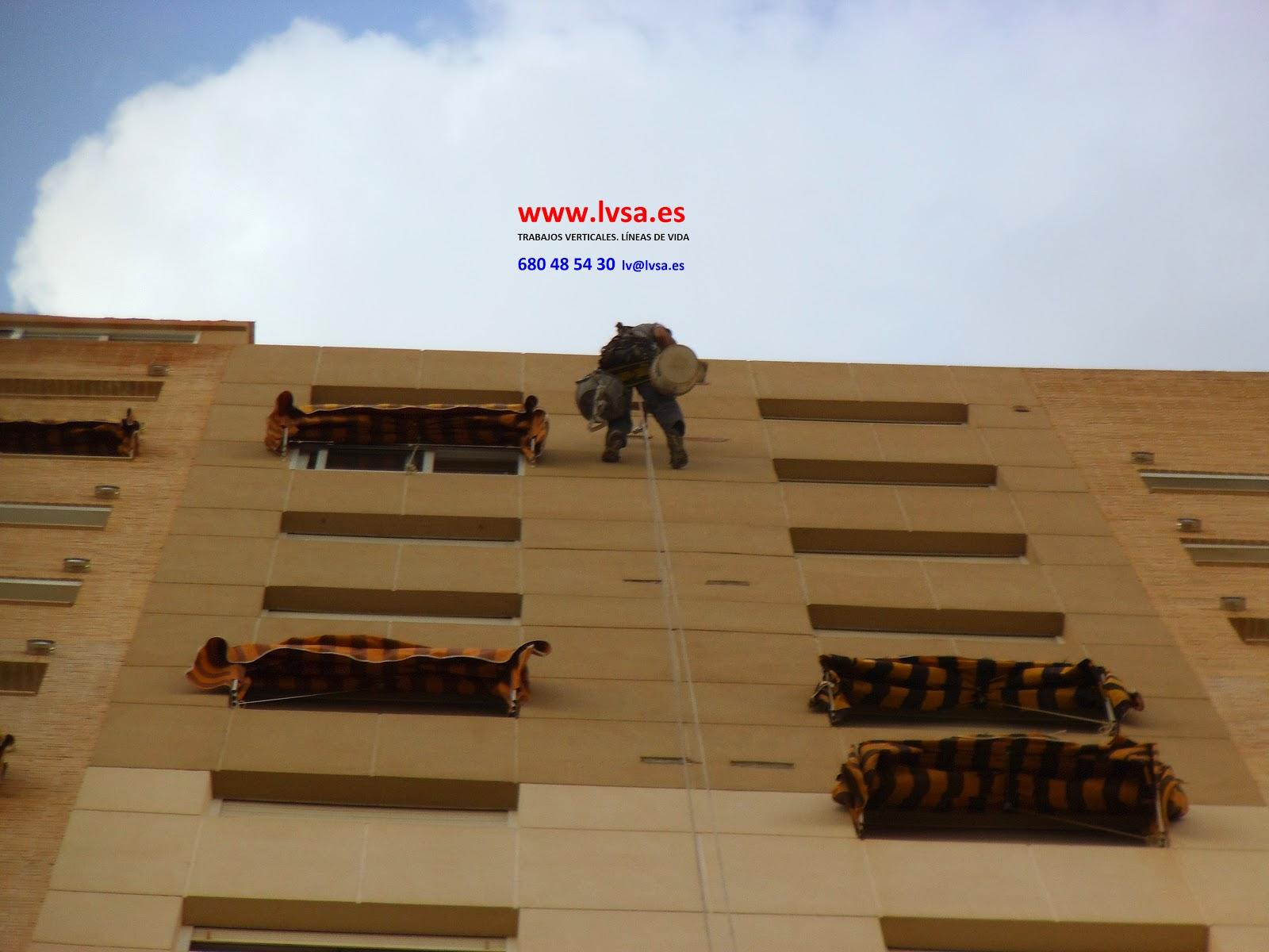Trabajos verticales en alicante - Trabajos verticales en alicante ...
