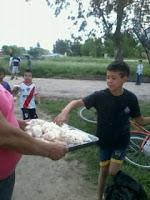 Jornada recreativa en San Miguel del Monte