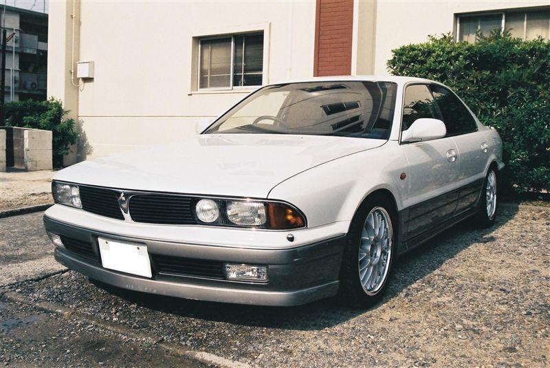 Mitsubishi Diamante, Sigma