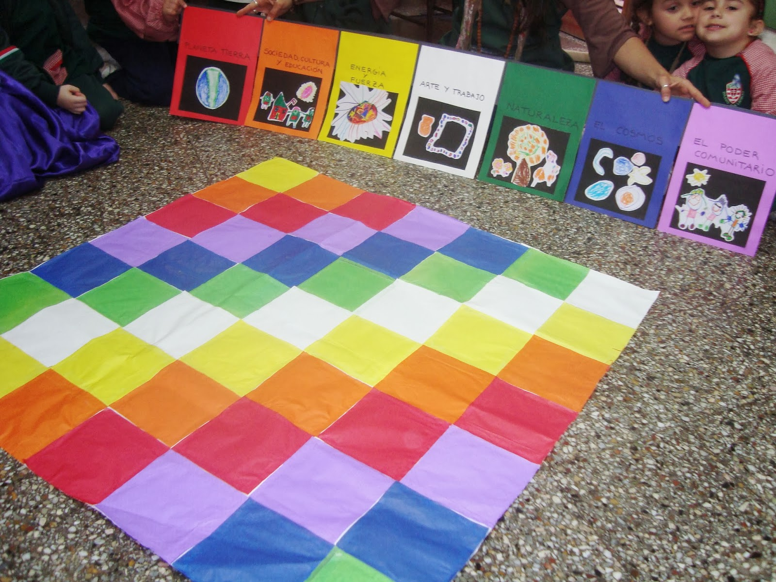 D a de la diversidad cultural americana 11 de octubre for Banderas decorativas para jardin