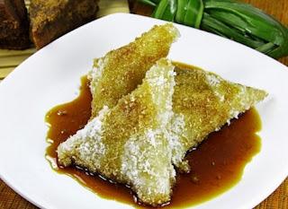 Resep Kue Lupis Tradisional Enak Dan Nikmat