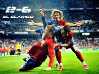 1152x864, Barcelona vs Real Madrid, El Clasico, Wallpaper