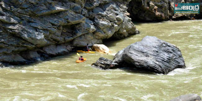 Beas river two Bodies available