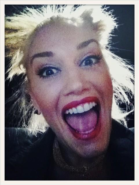 Chatter Busy: Gwen Ste... Gwen Stefani Twitter