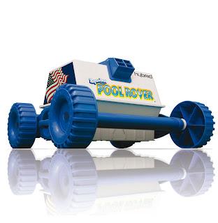 robot de limpieza de piscinas pool rover