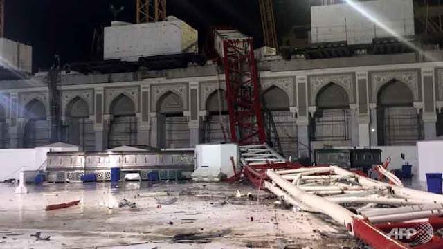 Senarai Nama Jemaah Malaysia Hilang Dan Cedera Di Makkah