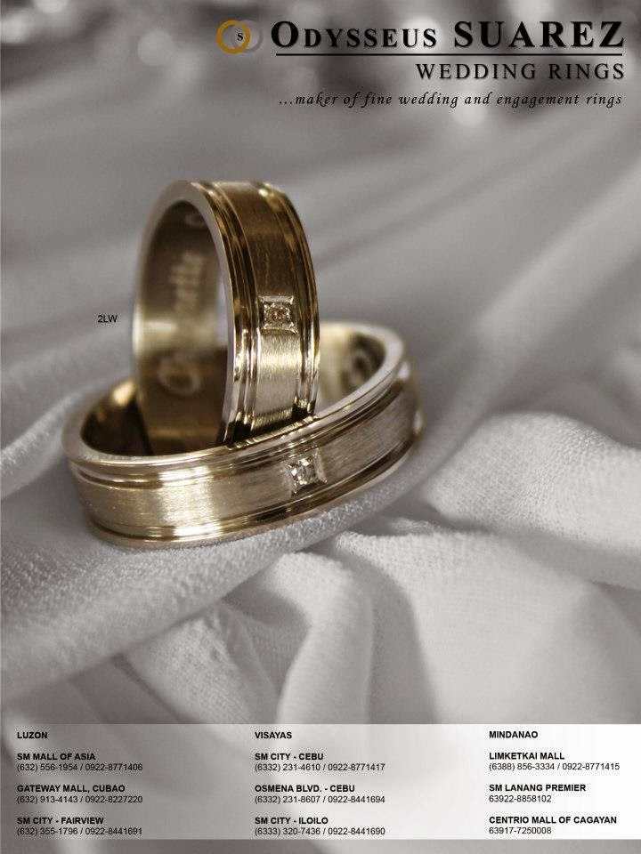Odysseus Suarez Wedding Rings Before I Do