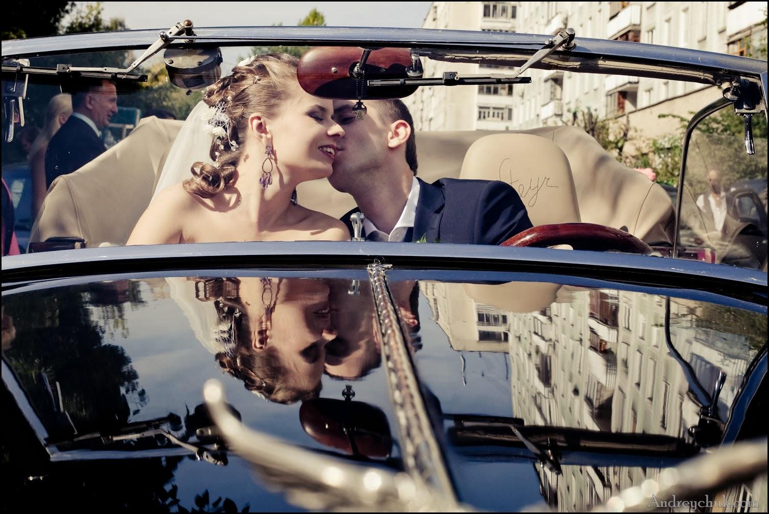 свадебный автомобиль кабриолет