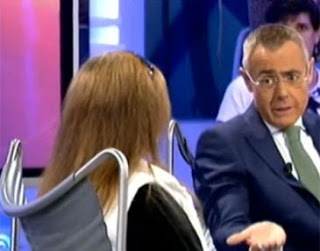 Jordi González entrevista a la madre de El Cuco en La Noria