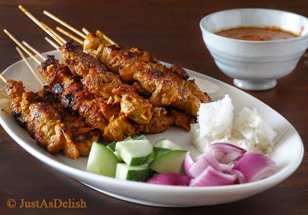 Satay Kajang | Malaysian Recipes