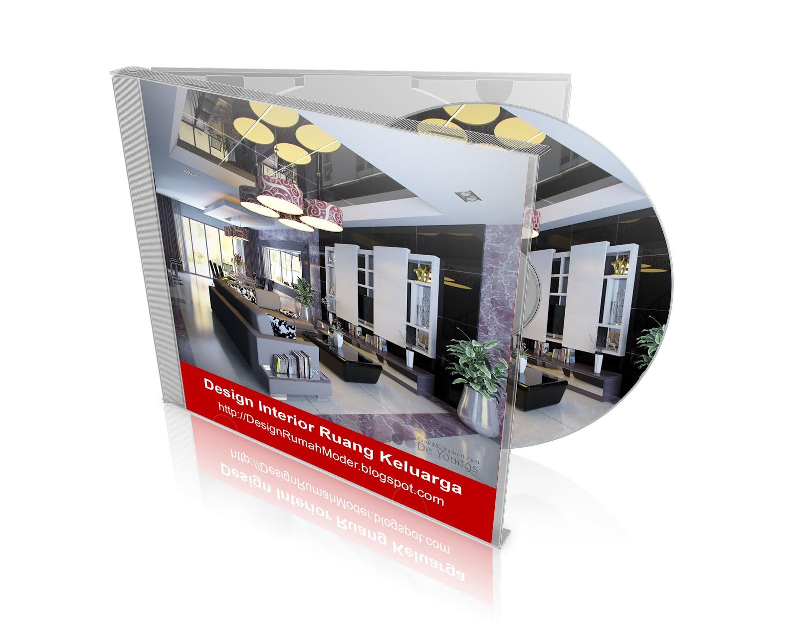 Design Rumah Modern Minimalis Desain Interior Ruang Keluarga