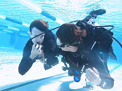 The Toimes ®: Episode 53: How to become a Scuba Instructor