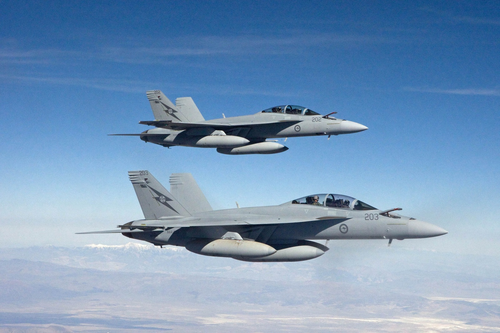 The Deal Would Help The Royal Australian Air Force Ensure