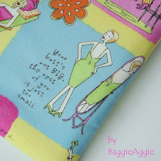 Quirky Limited Edition fabric Kindle sleeve.