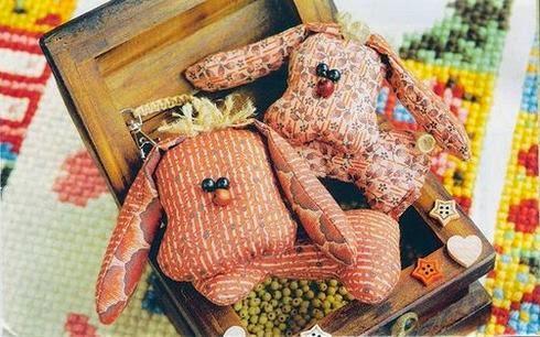 Moldes para fazer cachorrinho de tecido