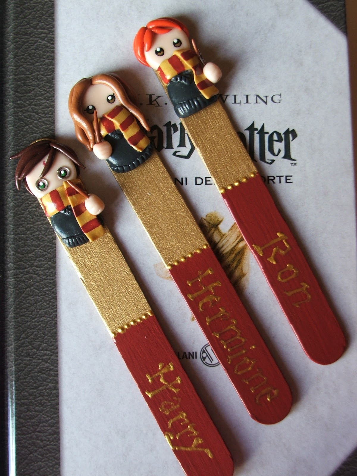 i love kawaii bookmarks harry potter. Black Bedroom Furniture Sets. Home Design Ideas