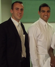 Elder Garcia and Elder Jensen September 2011-October2011