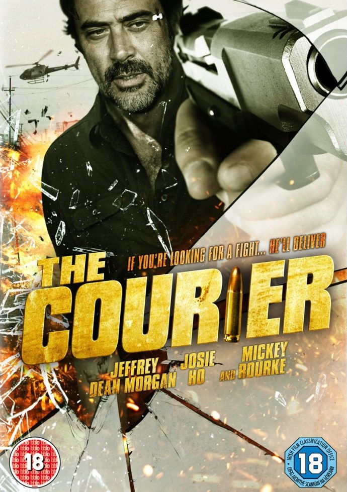 Ver The Courier (2012) (Audio Español)