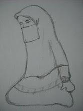 ...saya sayang niqab...