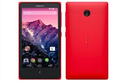 Smartphone Nokia Android Normandy | Harga Dan Spesifikasi